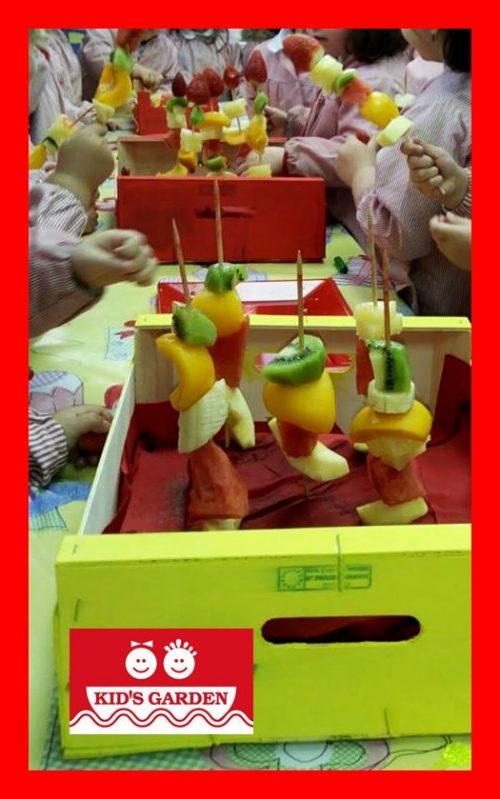 5 Recetas divertidas con fruta para los más pequeños