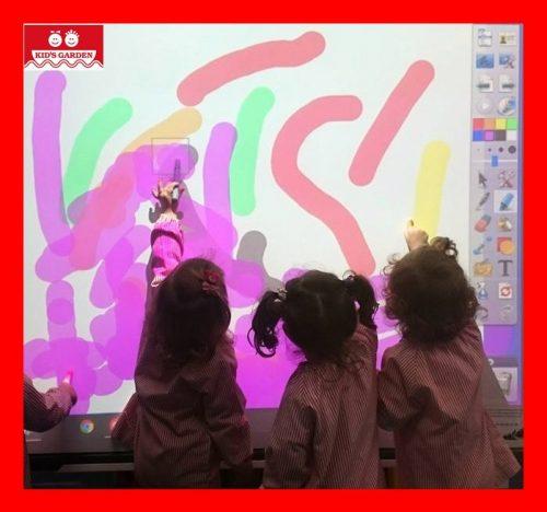 Niños y el uso de nuevas tecnologías.
